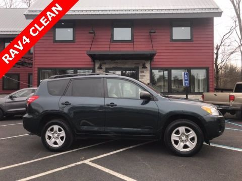 Pre-Owned 2012 Toyota RAV4 Base Four Wheel Drive 4D Sport Utility
