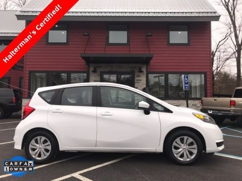 Pre-Owned 2019 Nissan Versa Note SV Front Wheel Drive 4D Hatchback